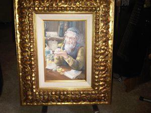 polish art framed