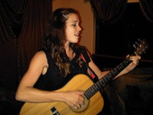 sarah marie singing
