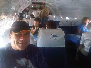 poland warsaw plane