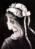 old woman illusion