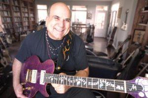 World's first Healing Guitar