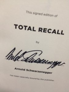 I love Arnold's book so much I hunted for a signed one