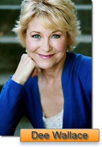 Famous Actress and Healer Dee Wallace Will Also Present