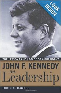 JFK was a leader