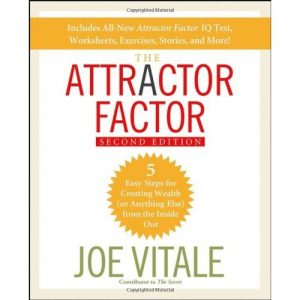 Best book on Law of Attraction (The book that got me invited into the movie The Secret)