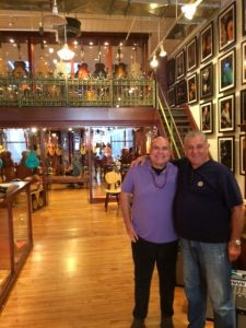 Not God but keep reading to discover Rudy Pensa and his heavenly store...
