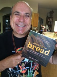 I'm proud of Nerissa and her gluten-free book