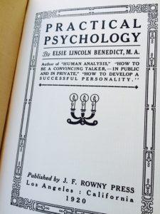 Elsie's 1920 genius