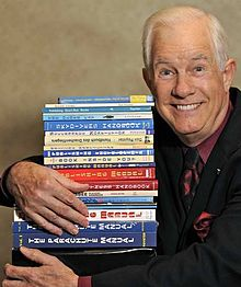 Self-publishing legend Dan Poynter