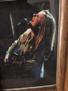 I've had this photo of Melissa Etheridge 20 years