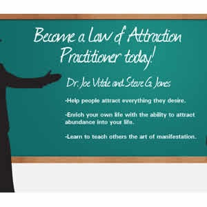 Law of Attraction Practitioner | Joe Vitale of The Secret DVD is Law